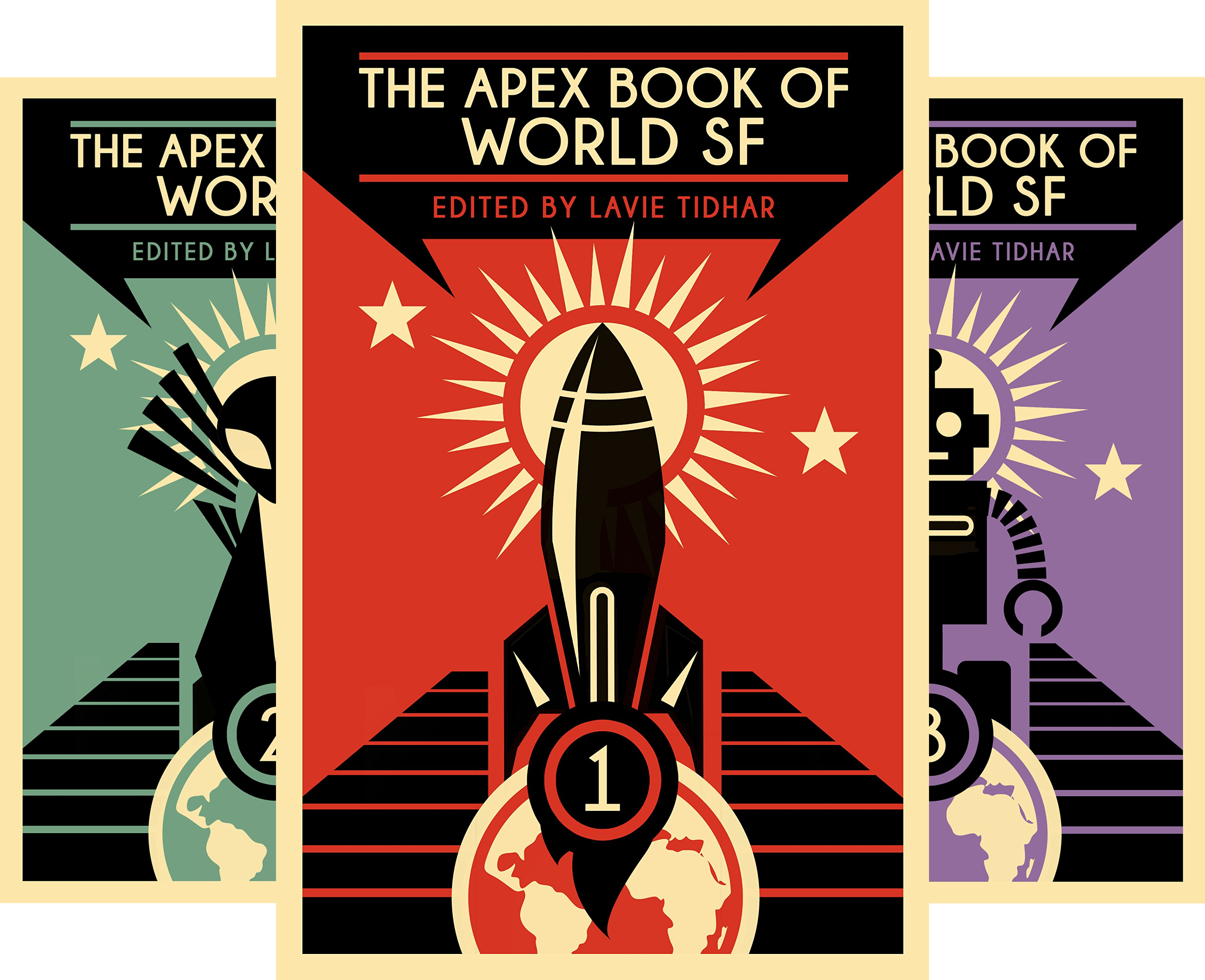 Apex Faction of Speculative Fiction (4 Book Series)