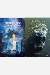 TOTALITY (2 Book Series) Kindle Edition