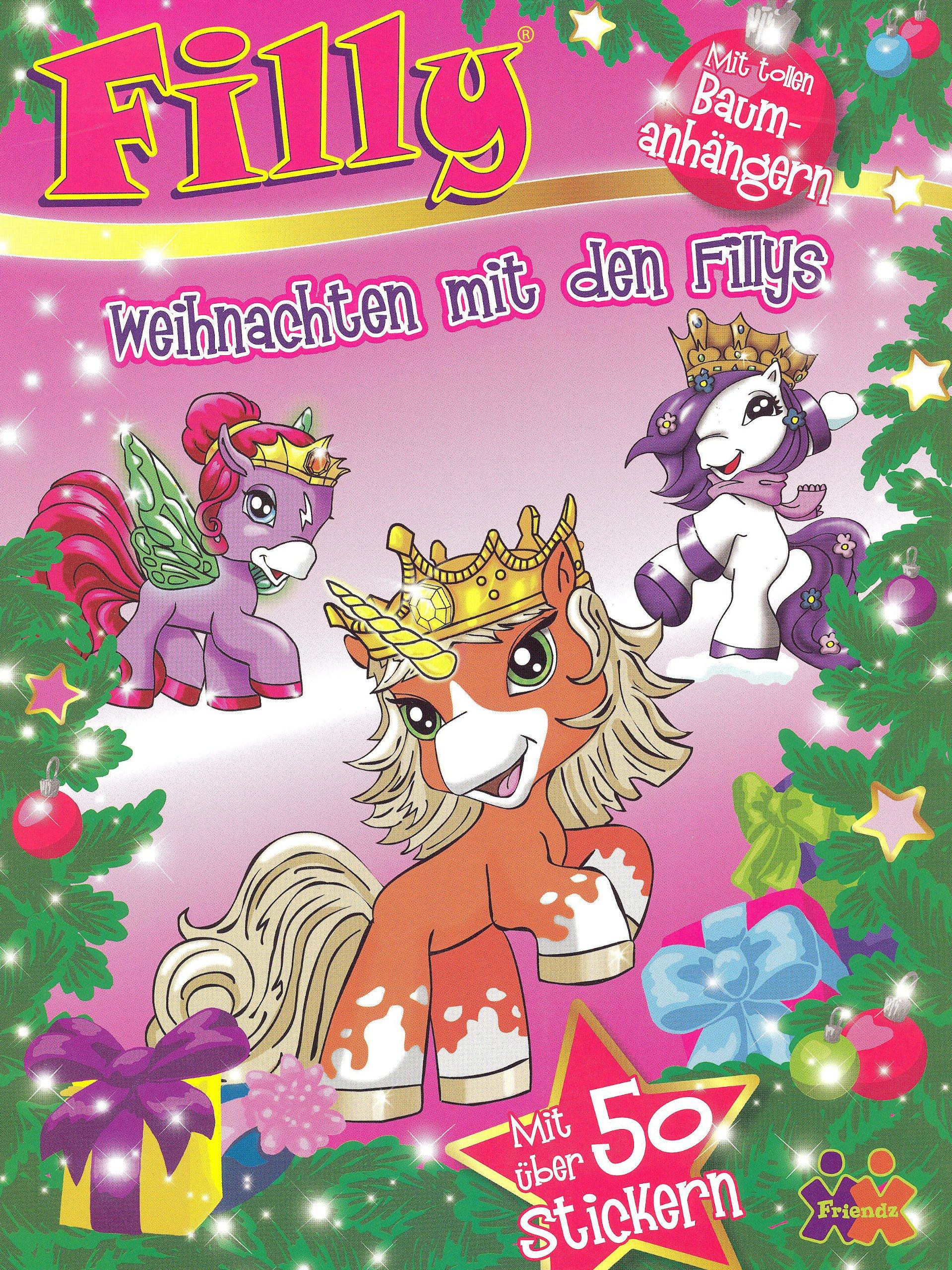 Filly: Weihnachten mit den Fillys