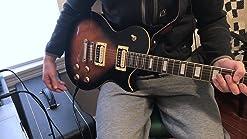cou et pont Ascendas Hz5/Guitare /électrique Humbucker pour Gibson Les Paul Remplacement