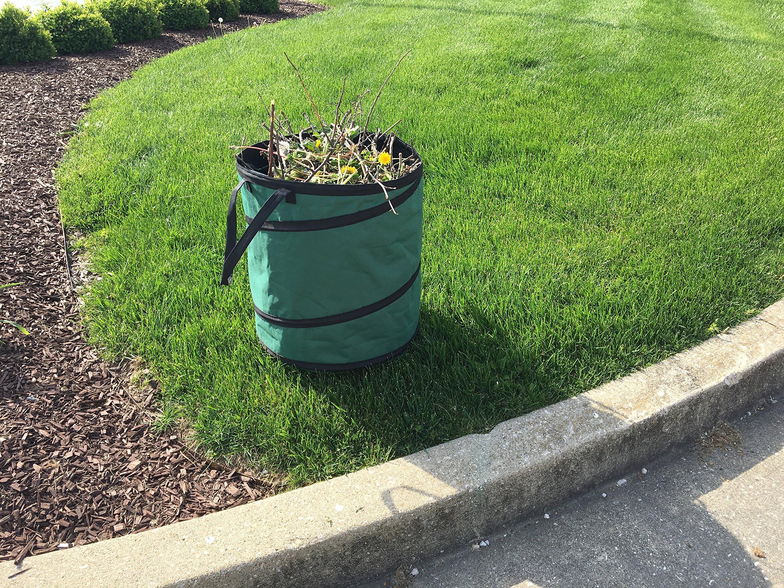 Tierra Garden 55-1870 Pop up Garden Bag, 27 Gallon