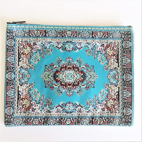 Nakkash Bolsa Monedero turco grande con cremallera 25 x 20. Varios colores