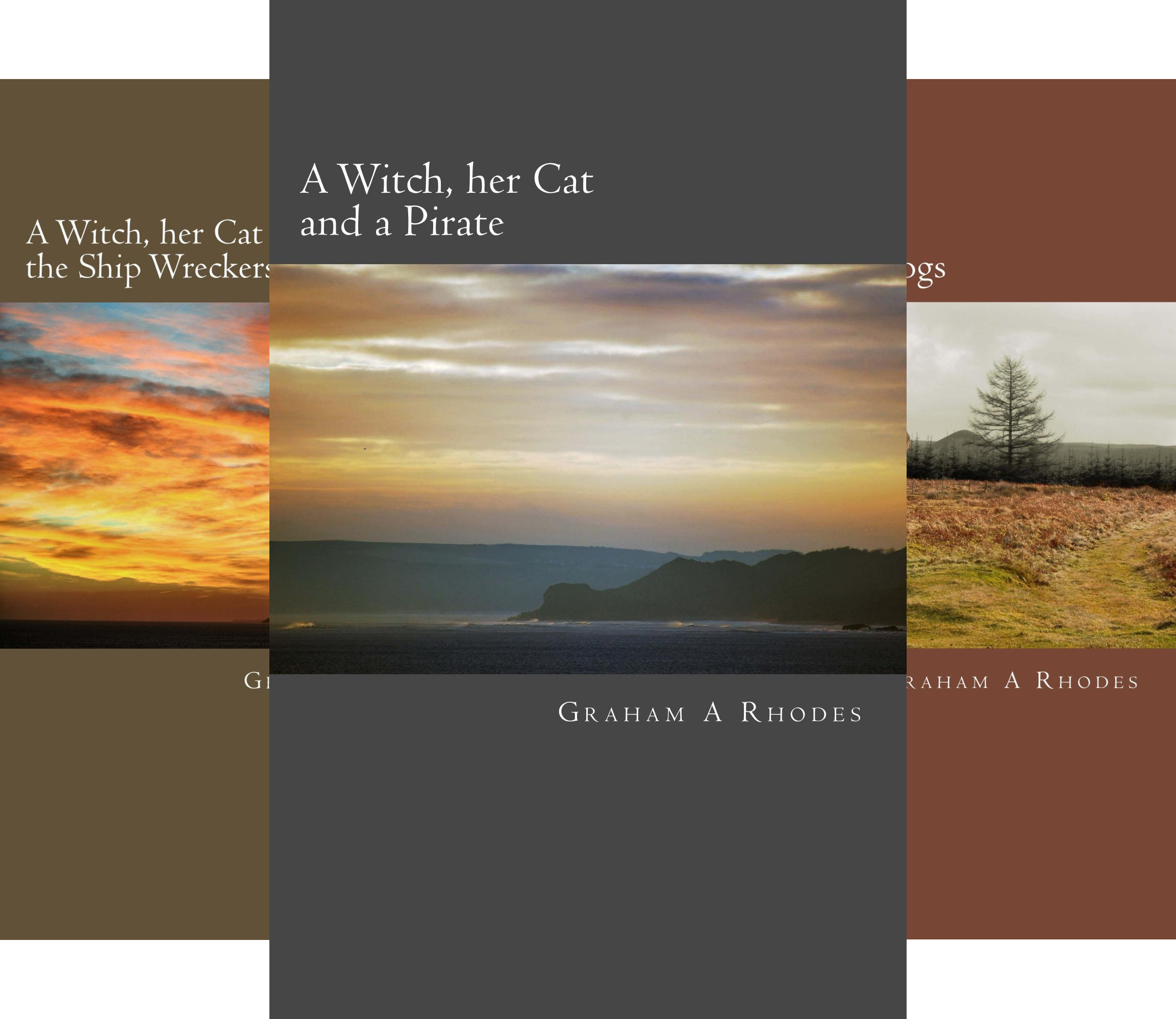 Agnes the Scarborough Witch (6 Book Series)