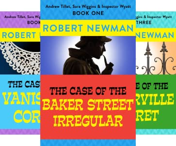 Andrew Tillet, Sara Wiggins & Inspector Wyatt