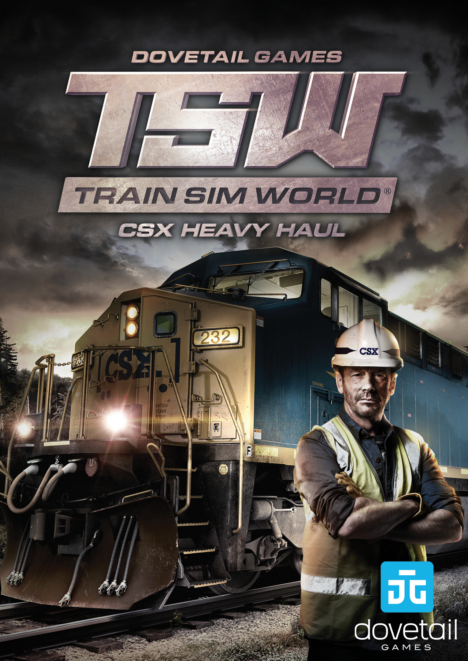 Train Sim World: CSX Heavy Haul [Online Game Code]