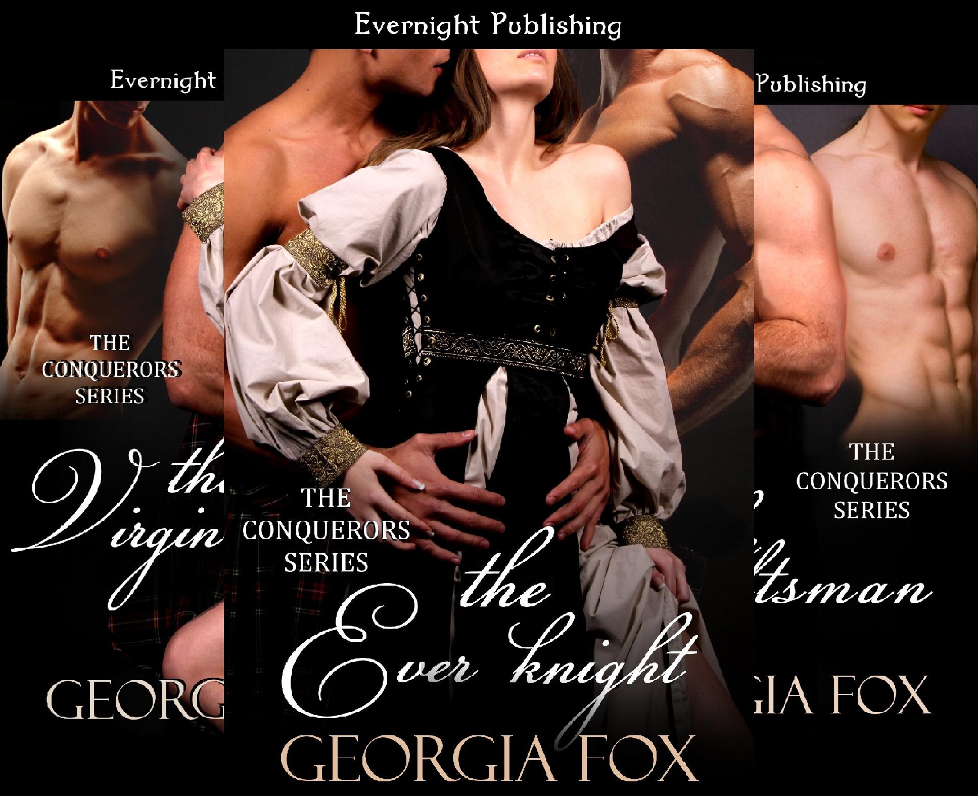 The Conquerors (6 Book Series) (Georgia Fox The Conquerors)