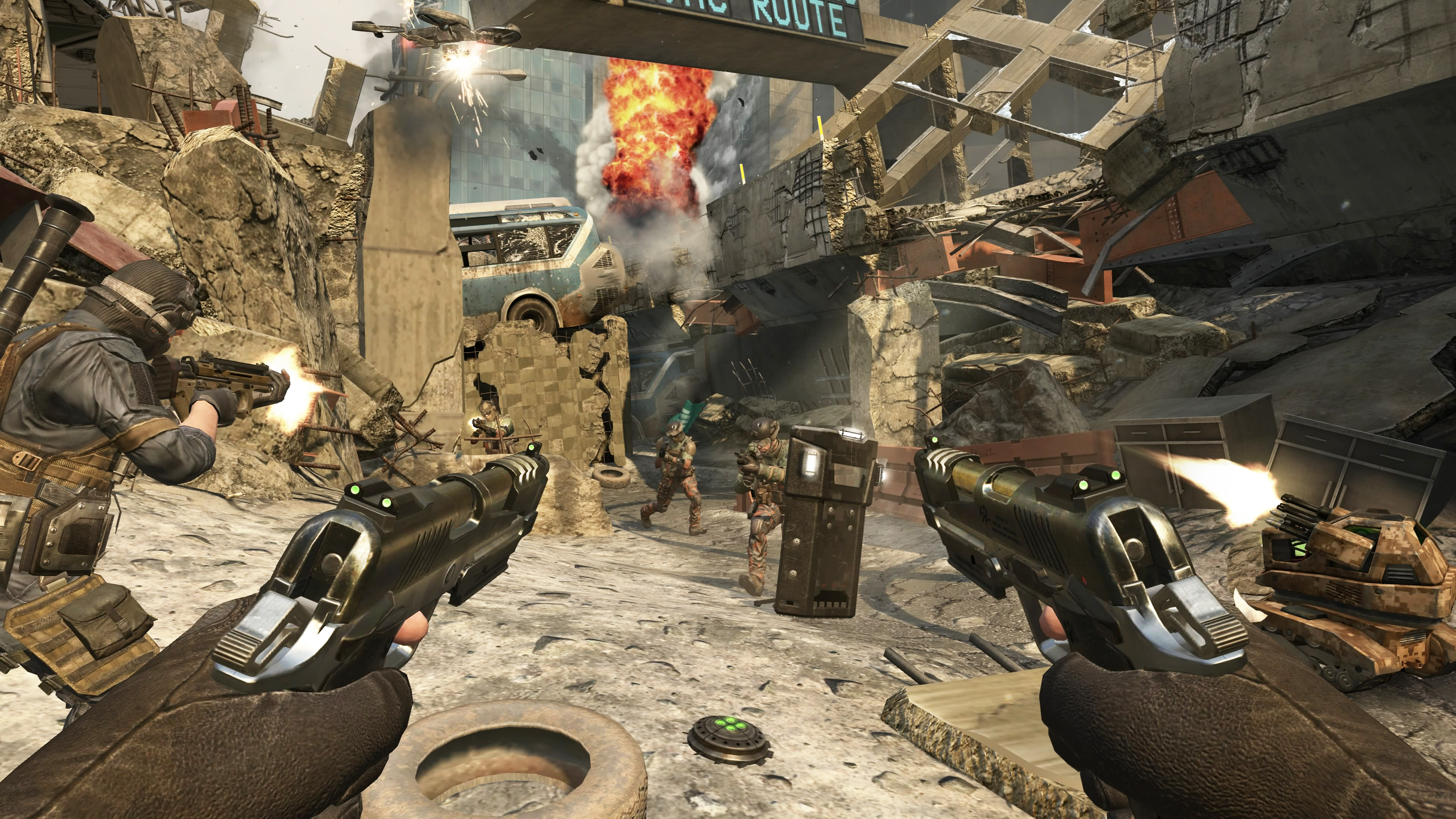 Image result for Call of DutyBlack Ops 2