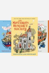 The Mysterious Benedict Society Collection (4 Book Series) Kindle Edition
