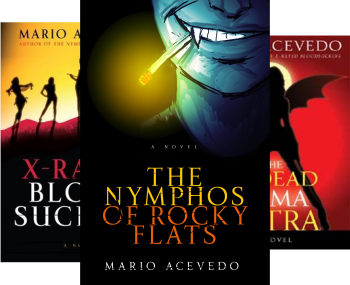Felix Gomez (5 Book Series) by Mario Acevedo