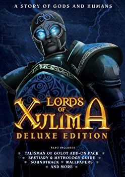 Lords of Xulima Deluxe Edition for PC [Digital Download]