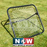 RapidFire Cricket Rebound Net - [Single Sided] - Perfect for catching practice - [Net World Sports]