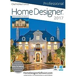 Home Designer Professional 2017 [PC]