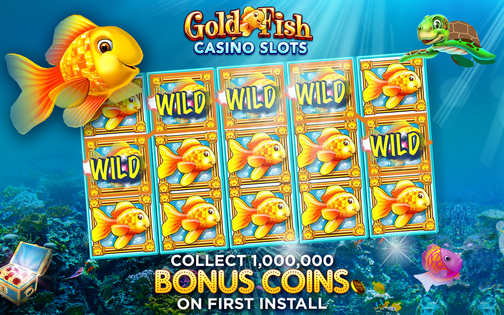 Gold Fish Casino Gratis