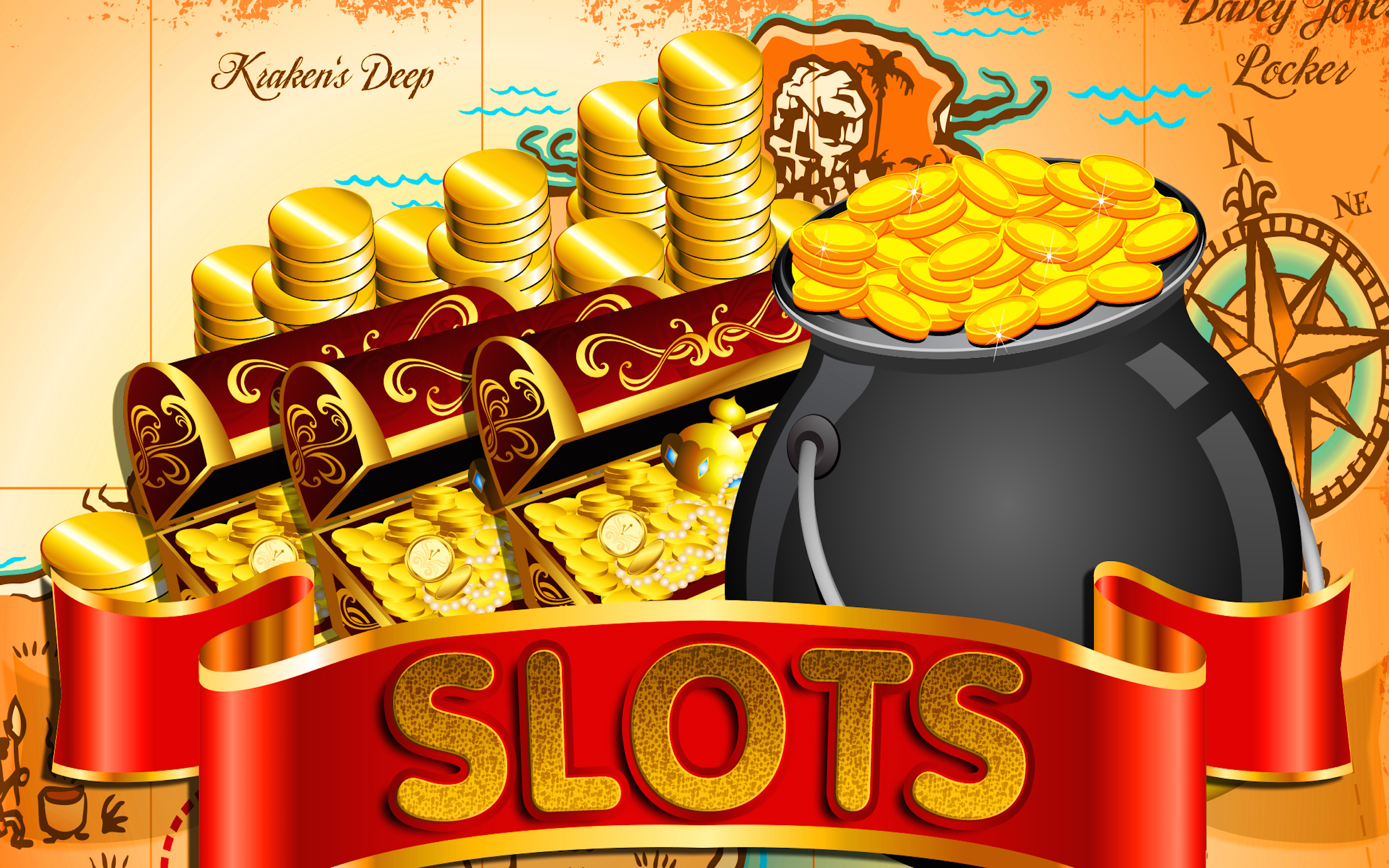 Find The Gold In No Download Lost Treasures Slots