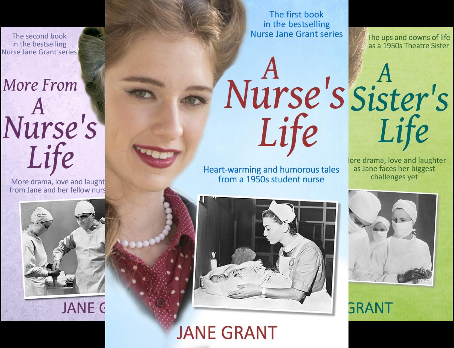 Nurse Jane Grant (4 Book Series) Pdf