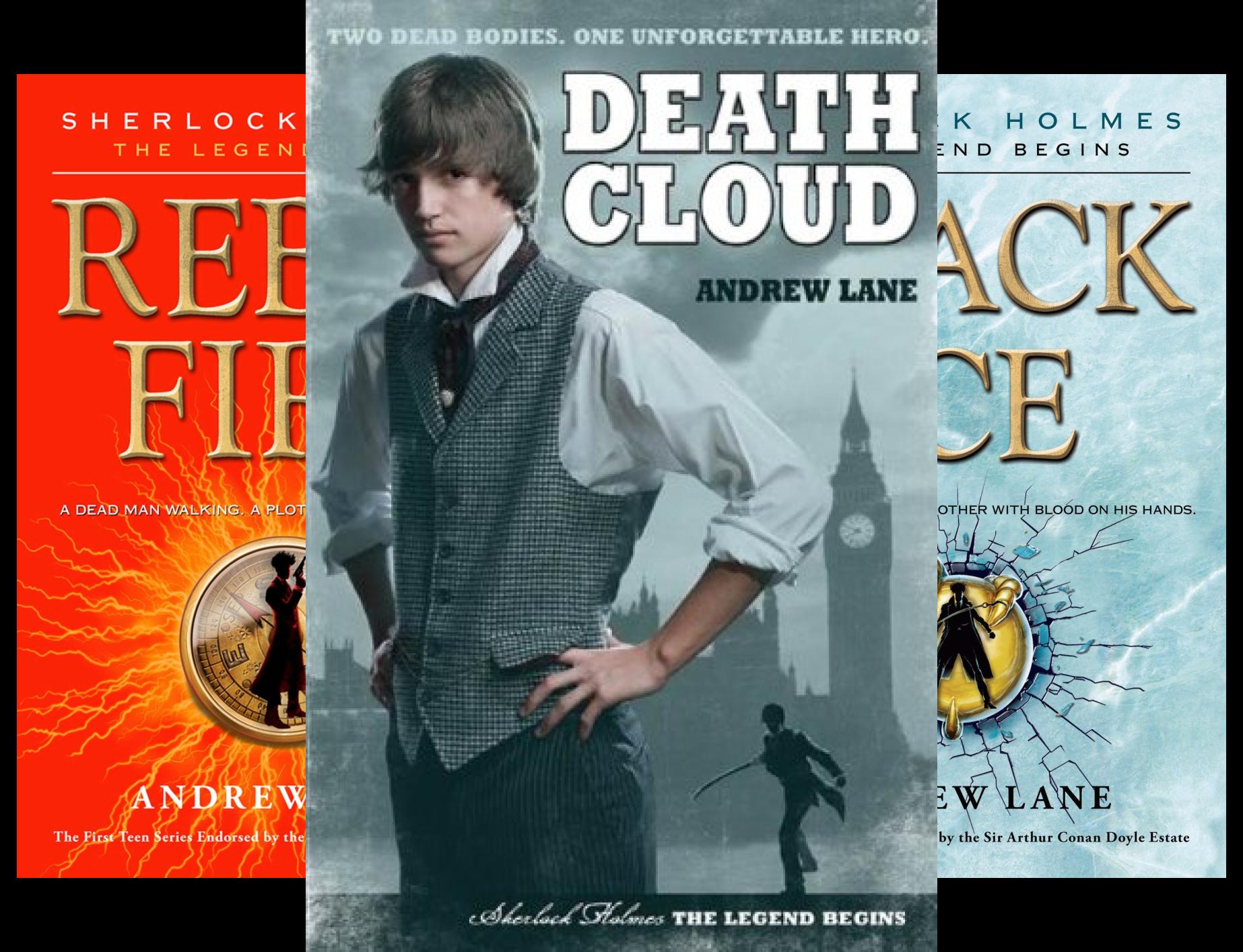 Sherlock Holmes: The Legend Begins (6 Book Series)