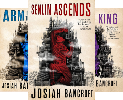 The Books of Babel (Book Series) by Josiah Bancroft