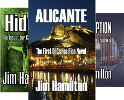 Alicante (4 Book Series) by Jim Hamilton