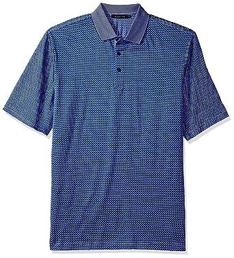 d8cee37d Bugatchi Men's Mercerized Cotton Short Sleeve Polo Shirt at Amazon Men's  Clothing store: