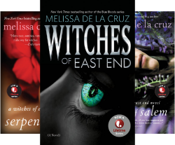 Witches Of East End 3 Book Series