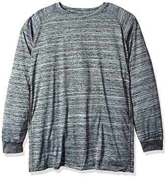 f44c7bf6c66 Russell Athletic Men s Tall Ls Dri-Power Pieced Under Arm W Lc r at Amazon  Men s Clothing store