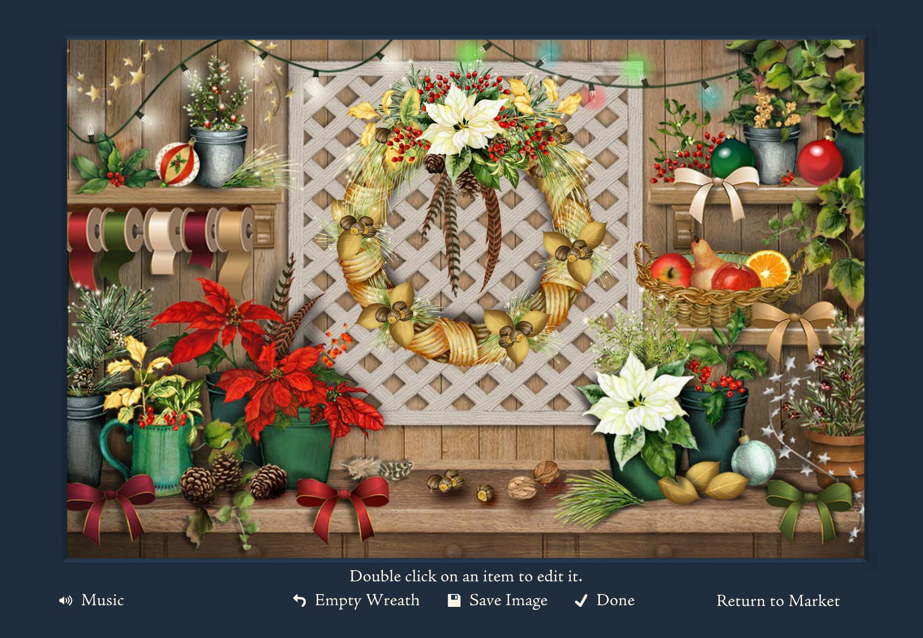 Amazon Jacquie Lawson Christmas Market Advent Calendar Online