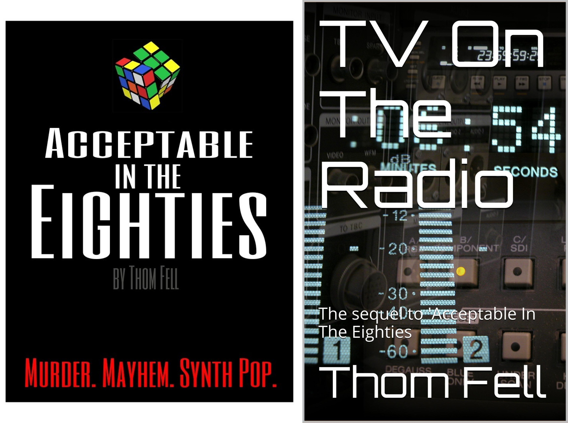 Acceptable In The Eighties (2 Book Series)