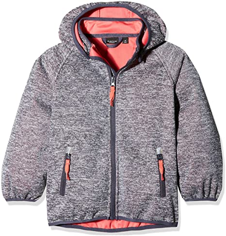 NAME IT Baby-Mädchen Jacke Nmfbeta Knit Softshell Jacket Fo