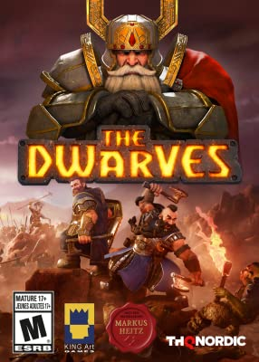 The Dwarves [Online Game Code]