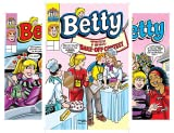Betty (Issues) (50 Book Series)