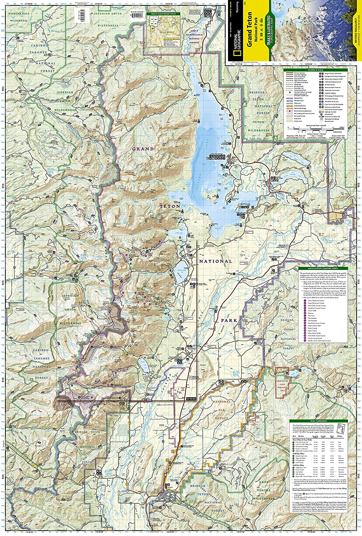 amazoncom grand teton national park (national geographic trailsillustrated map) () national geographic maps  trailsillustrated books. amazoncom grand teton national park (national geographic trails