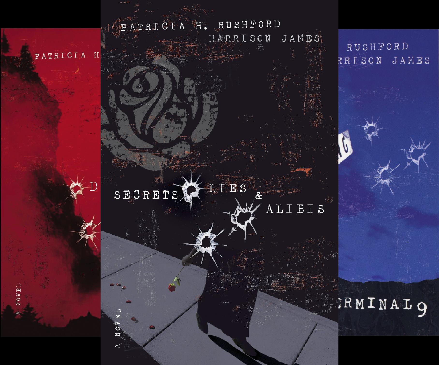 The McAllister Files (4 Book Series) ()