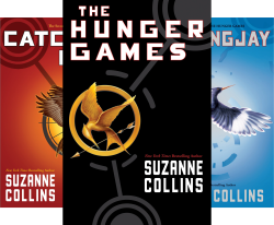 books the hunger games trilogy