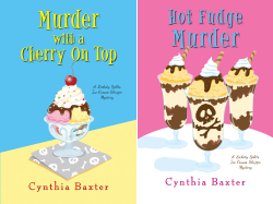 A Lickety Splits Mystery (2 Book Series) by  Cynthia Baxter
