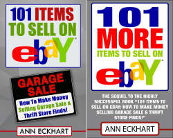 101 Items To Sell On Ebay (2 Book Series) by  Ann Eckhart