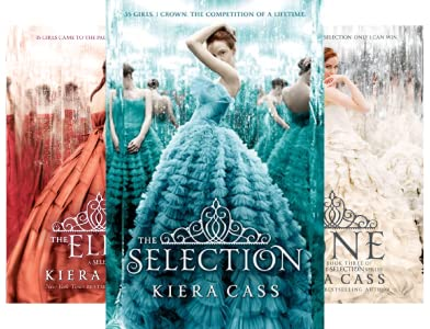 The Selection 5 Book Series Kindle Edition