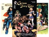 Grimm Fairy Tales (2007-2016) (Issues) (50 Book Series)