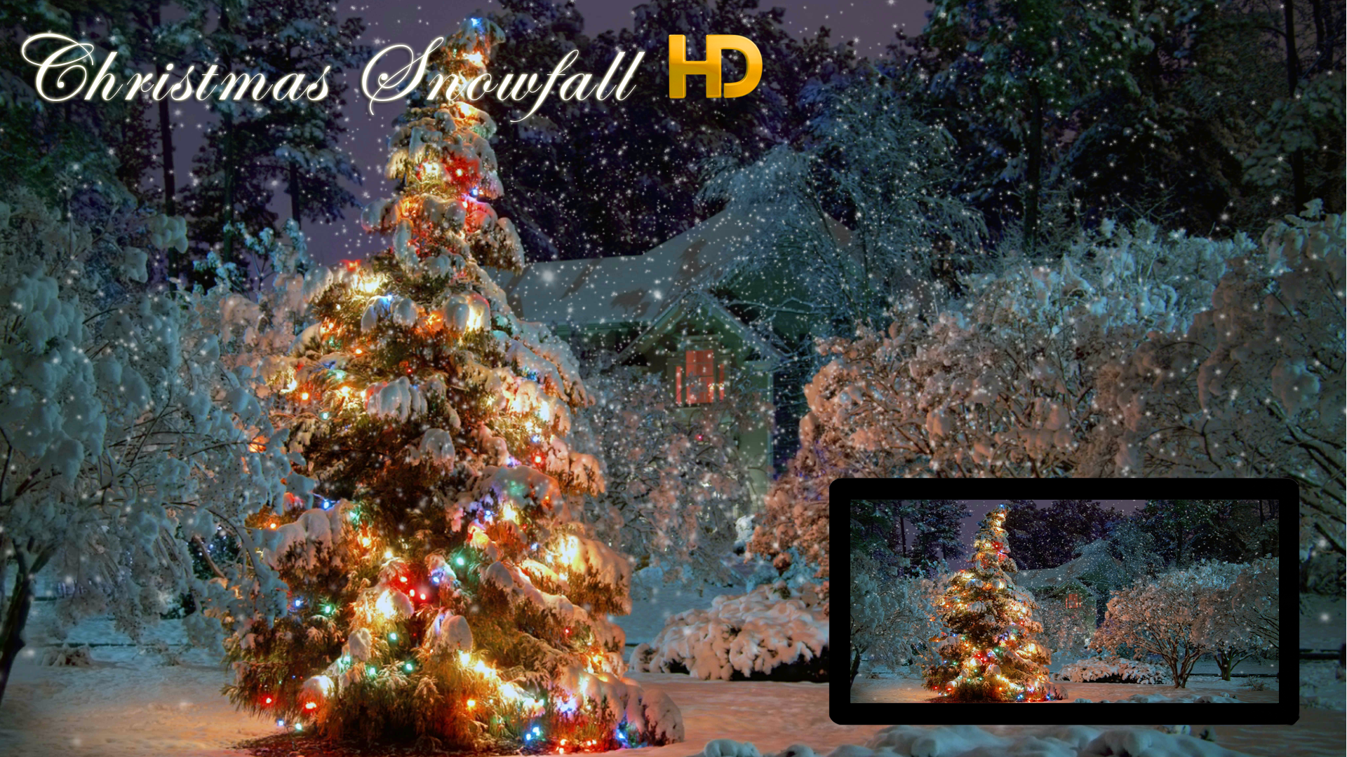 Amazon.com: Christmas Snowfall HD: Appstore for Android