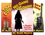 img - for Maggie Sullivan Mysteries (6 Book Series) book / textbook / text book