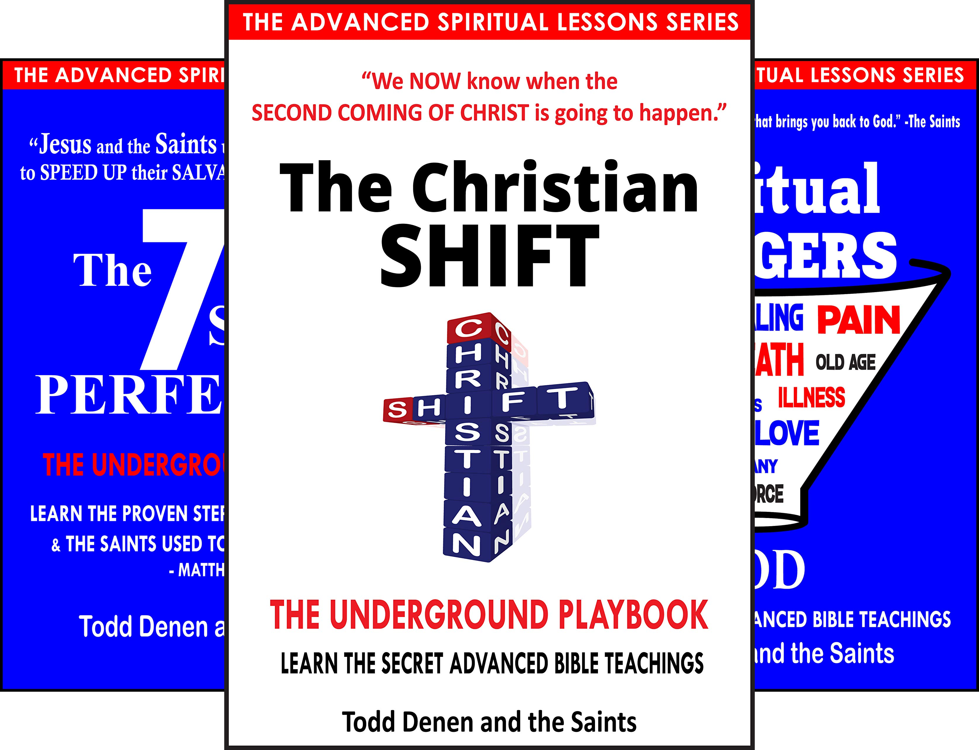 The Advanced Bible Lessons SERIES (4 Book Series)