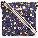 SWANKYSWANS Girls Merci Owl Tree Crossbody Bag Wallet