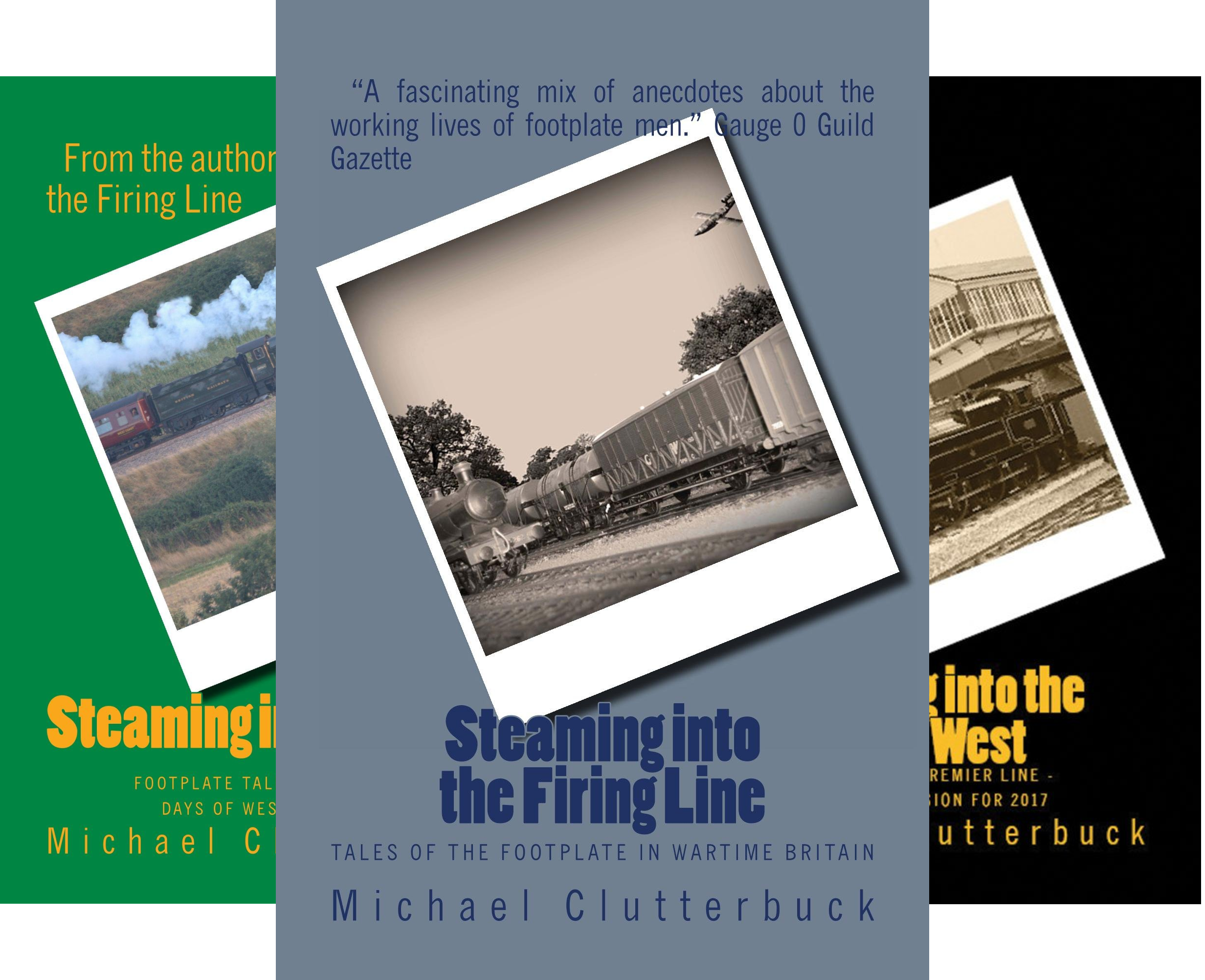 Steaming Into (4 Book Series)