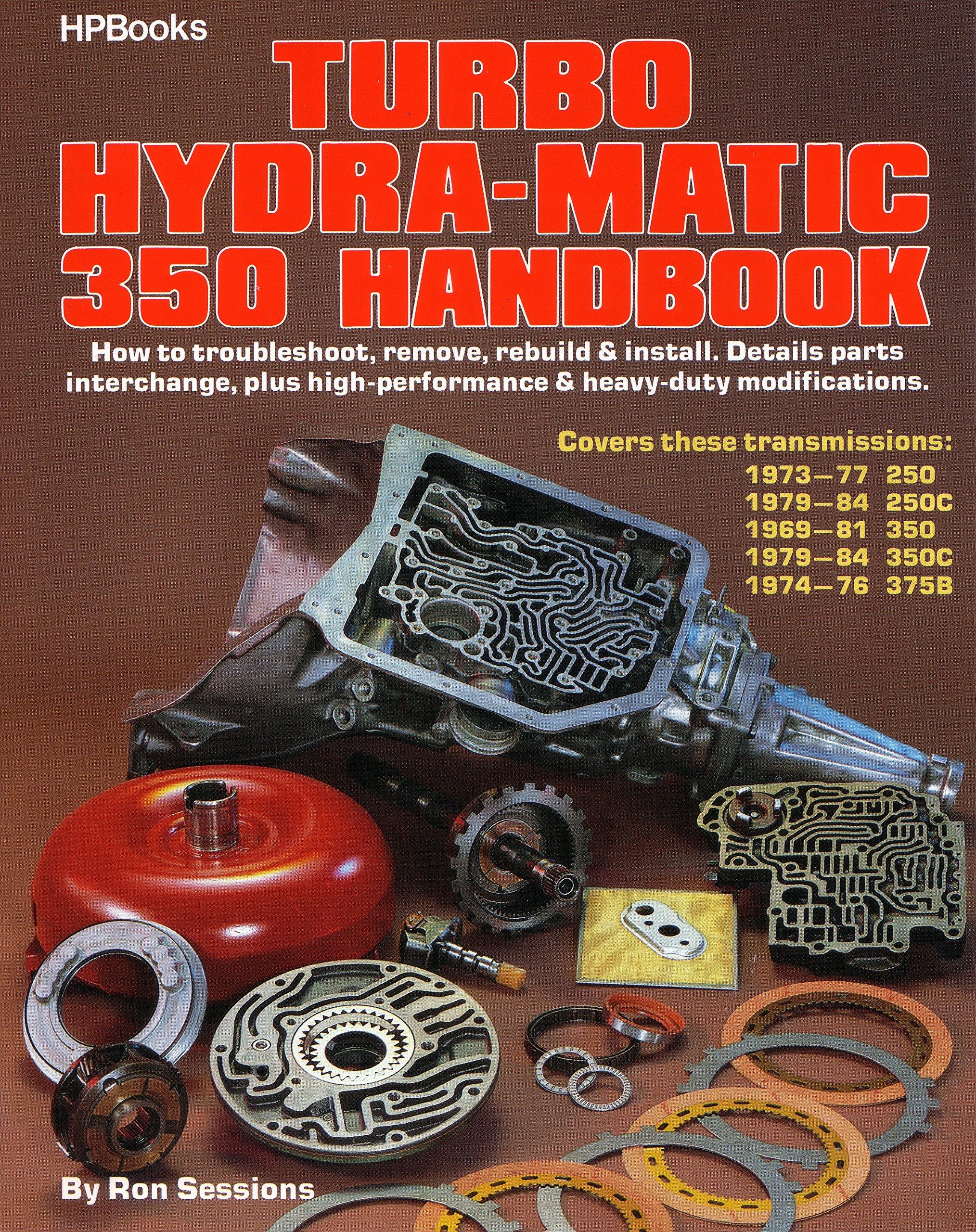 Turbo Hydra-Matic 350 Handbook