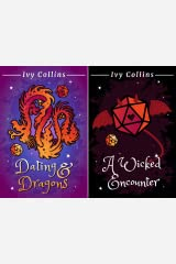 Dating & Dragons by Ivy Collins (2 Book Series) Kindle Edition
