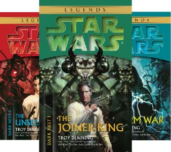 Star Wars: Legends: Dark Nest Trilogy