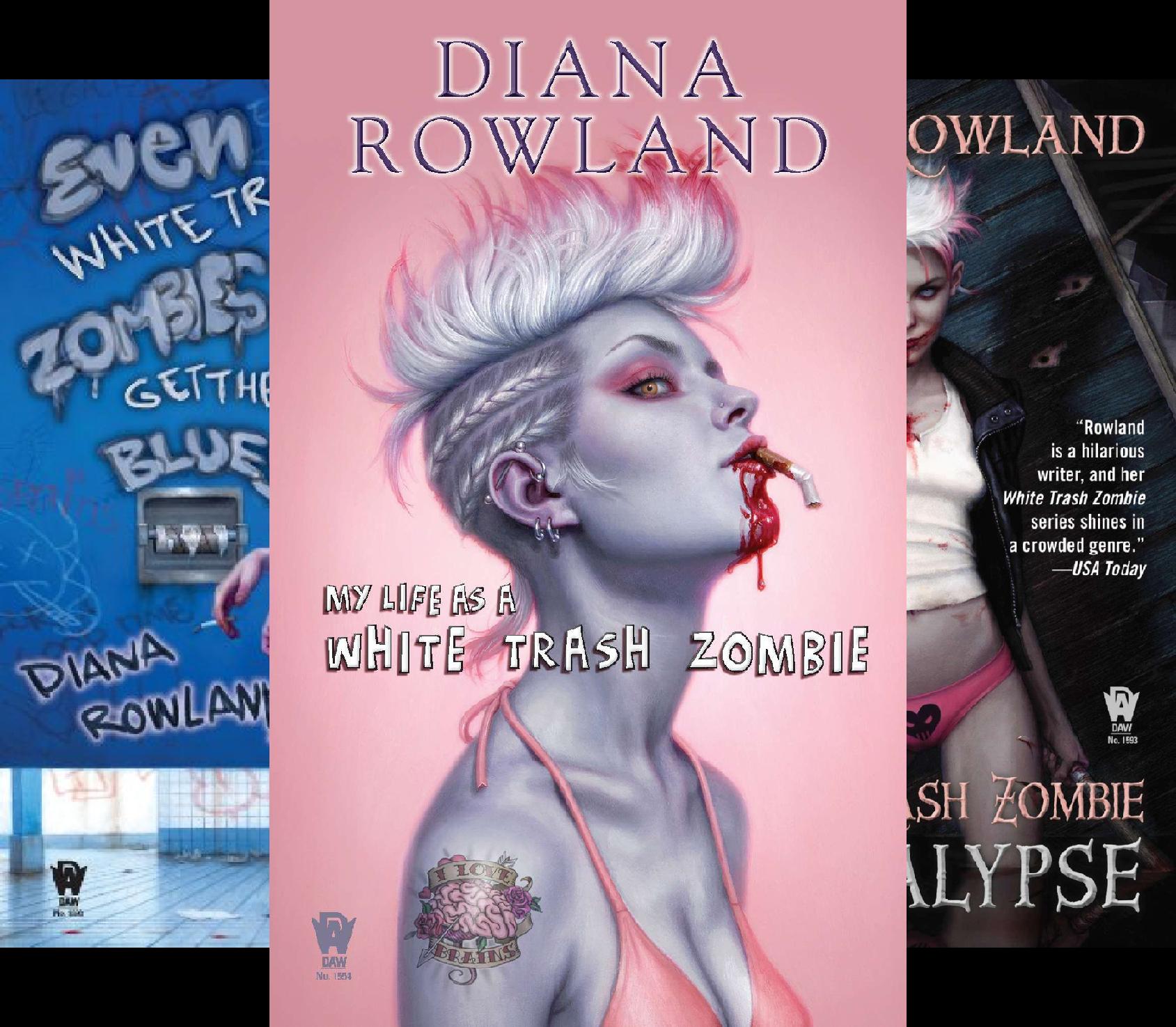 White Trash Zombie (6 Book Series)