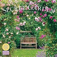 2018 Secret Garden Wall Calendar