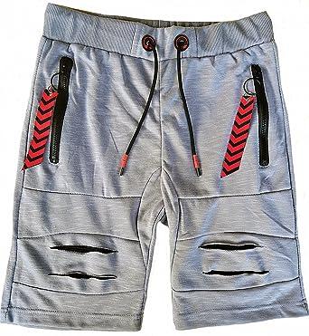 ca6514ac84ad Herren Jogg Short Kurze Hose Destroyed shorts Neu Blau Denim risse Crotch jeans  Schwarz Sommer Pants Sporthose Sweat Freizeithose camouflage shirt bermuda  ...