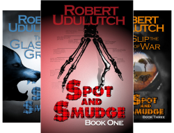 Spot and Smudge (3 Book Series) by  Robert Udulutch