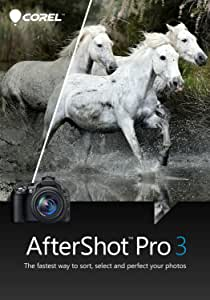 Corel AfterShot Pro 3 | RAW Photo Editing Software [Mac Download]